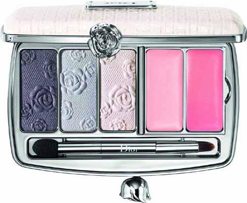 Der neue Dior-Look 2012 feiert eine Garden Party im farbenfrohen Frühlingslook 4