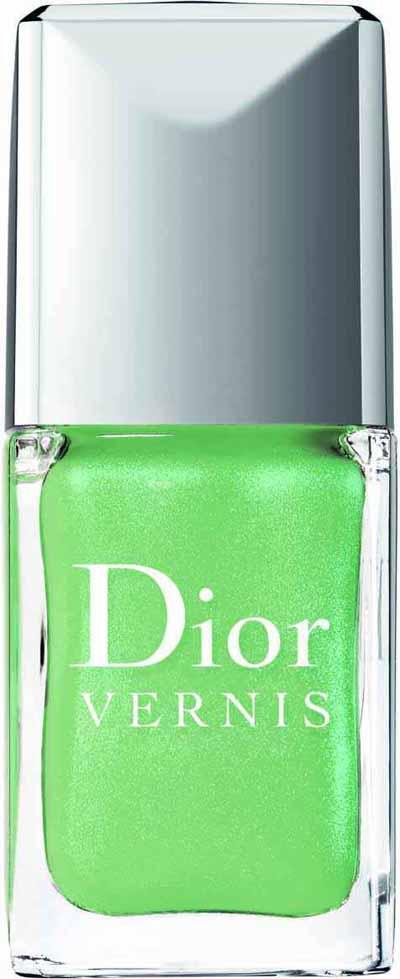 Der neue Dior-Look 2012 feiert eine Garden Party im farbenfrohen Frühlingslook 7