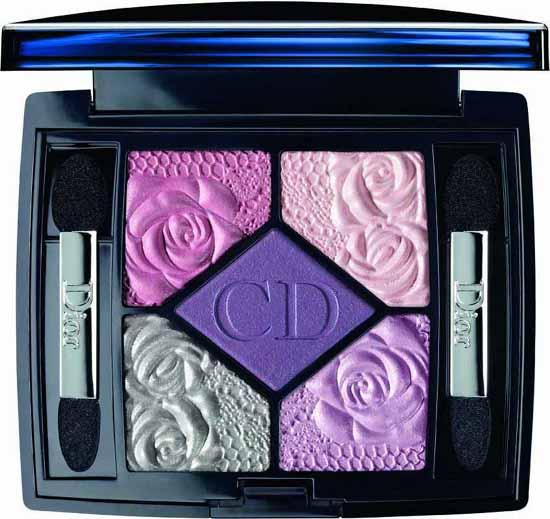 Der neue Dior-Look 2012 feiert eine Garden Party im farbenfrohen Frühlingslook