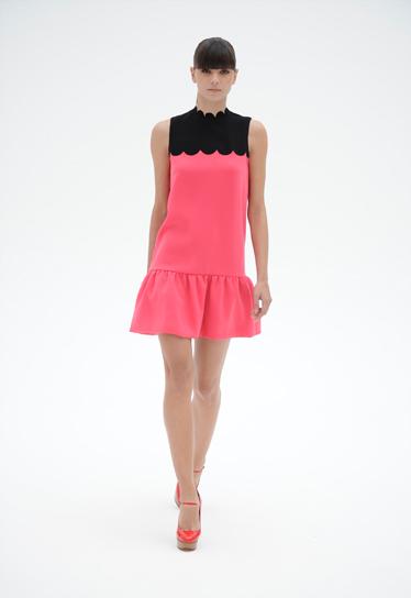 Die Frühjahrs- Sommerkollektion 2012 von Victoria by Victoria Beckham 1