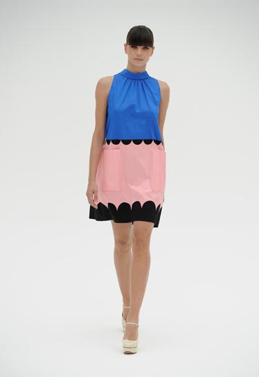 Die Frühjahrs- Sommerkollektion 2012 von Victoria by Victoria Beckham 2