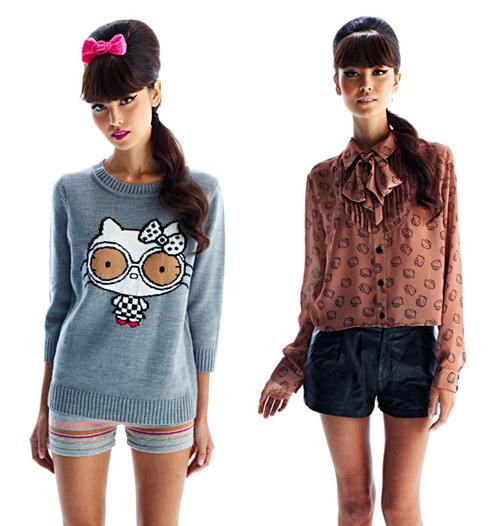 Hello Kitty Fashion bei Forever 21-4