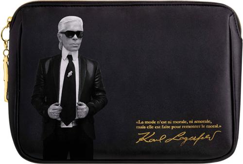 Karl Lagerfeld für Sephora Kosmetik-Tasche