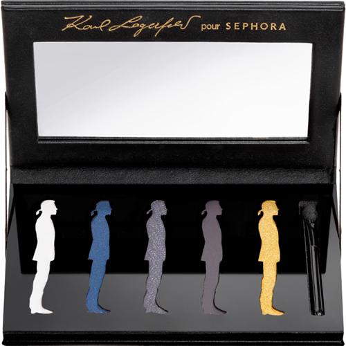 Karl Lagerfeld für Sephora Lidschatten-Palette
