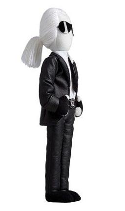 Karl Lagerfeld für Sephora Puppe