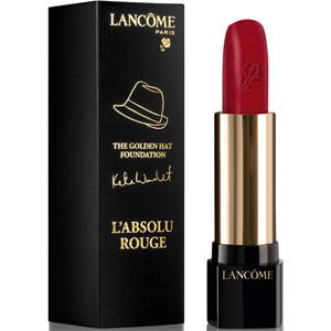 Kate Winslets Golden Hat Foundation Lippenstift von Lancôme 1