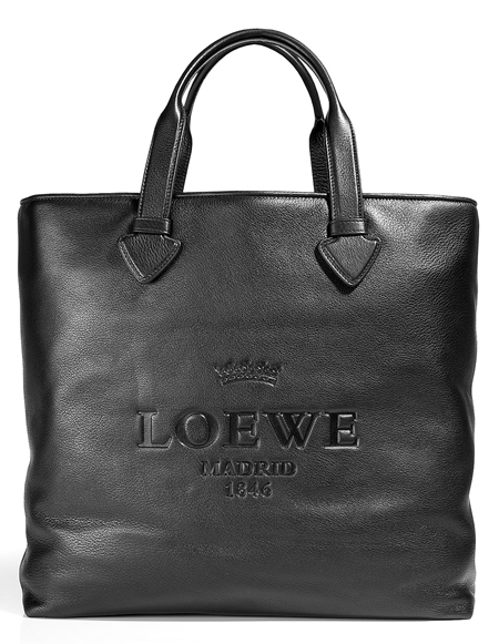 LOEWE Tasche schwarz