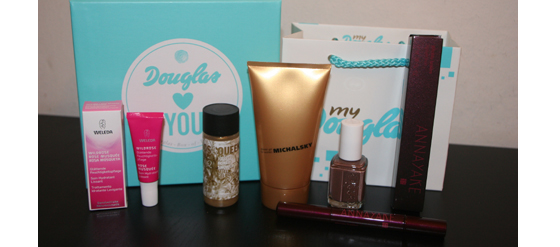 Meine Douglas Box of Beauty November 2011
