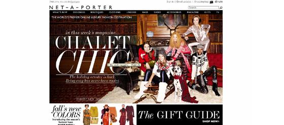 Onlineshop Net-a-porter