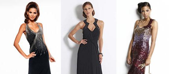 11 Abendkleider für Silvester