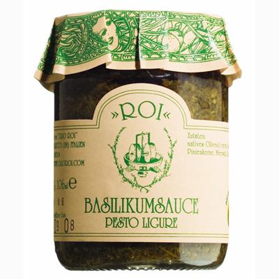 Basilikum Pesto aus Ligurien, 212 ml
