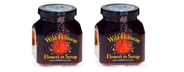 Wilde Hibiscus