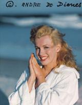 André De Dienes - Marilyn Monroe Bildband