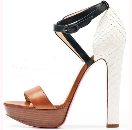 Christian Louboutin Frühjahr- Sommer Schuhkollektion 2012-3