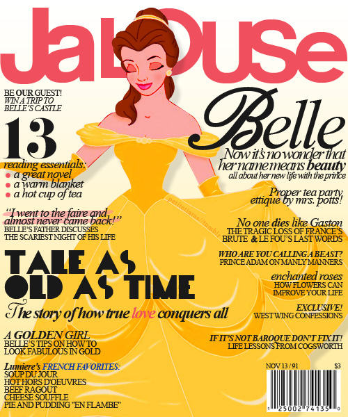 Disney Figur Magazin Cover 6
