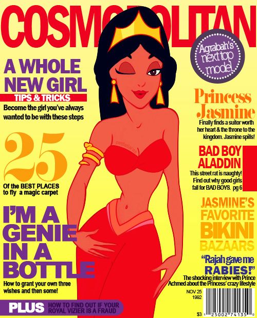Disney Figur Magazin Cover 7