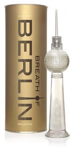 eau de parfum majathi breath of berlin 50 ml