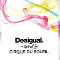 Kollektion Desigual inspired by Cirque du Soleil