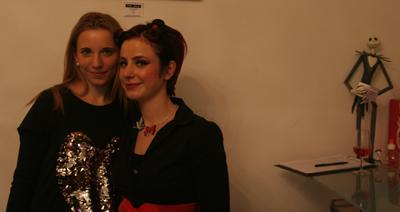 Laura und ich