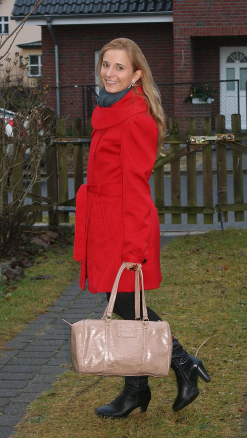 Mein neuer roter Mantel 1