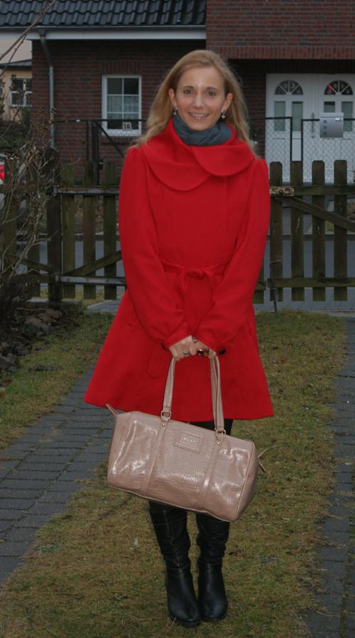 Mein neuer roter Mantel 2
