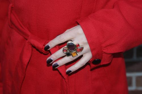 Mein neuer roter Mantel 3