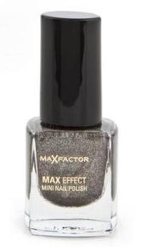 Mini-Nagellack von Max Factor, Nr. 20 Silver