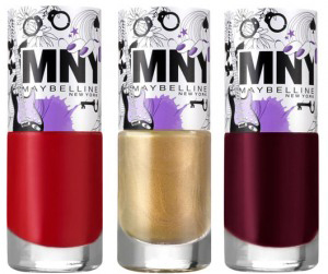 MNY I Am A Red Riding Hood Limited Edition Lidschatten Nagellacke