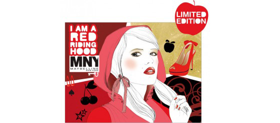 MNY I Am A Red Riding Hood Limited Edition