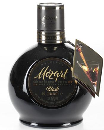 Mozart-Likör Black