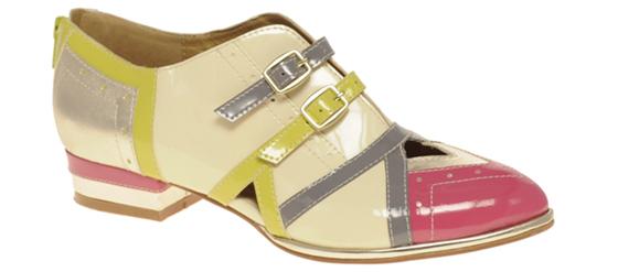 Schuh des Tages Budapester von MARLOW