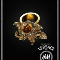Versace for H&M Ring Gold 1