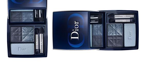 Dior Lidschatten 3 Couleurs Smoky