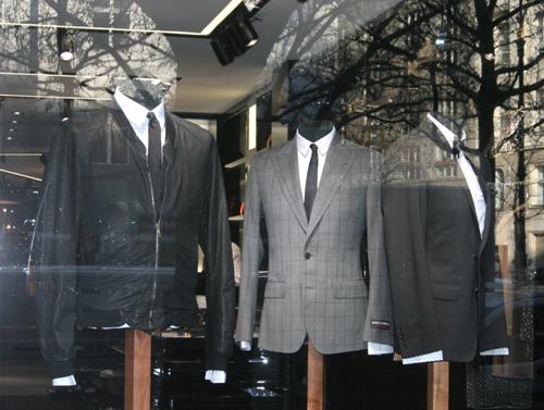Dolce & Gabbana Store in Berlin Schaufenster 2