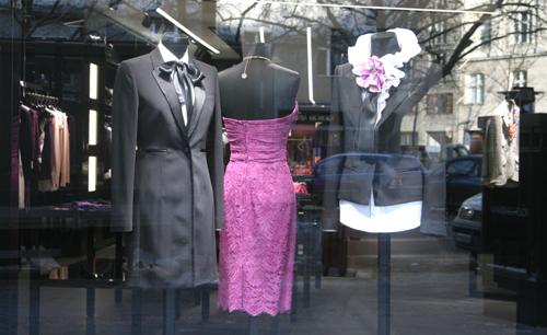 Dolce & Gabbana Store in Berlin Schaufenster