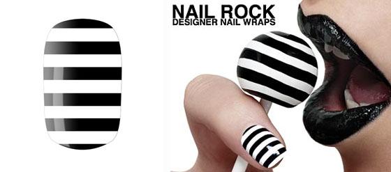 Douglas Nail Rock Designer Nail Wraps