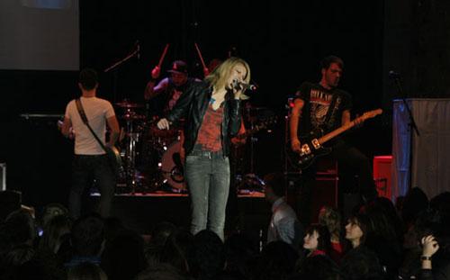 Fashion Rock Night 2012 Band CRUTCH