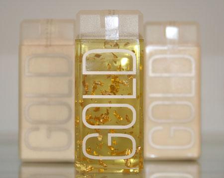 Produkte aus der Gold-Serie von Linden Leaves