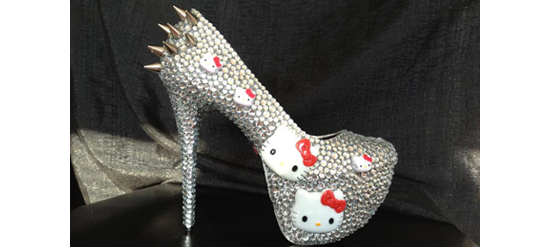 Hello Kitty High Heel