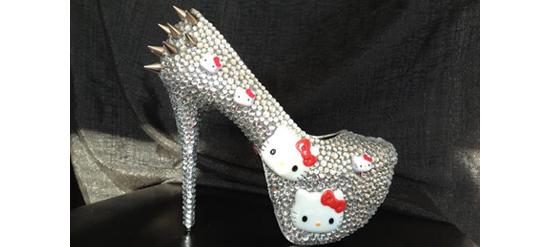 Hello Kitty High Heel