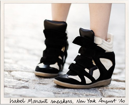 Isabel Marant High Top Turnschuhe Sneaker 3