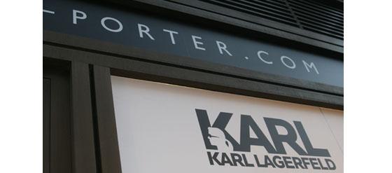 Karlmania in Berlin – die Karl-Linie von Karl Lagerfeld ist online
