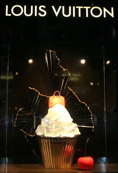 Louis Vuitton Tasche Cupcake