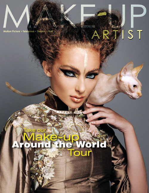 Make-Up Artist Magazin, Issue No. 90 Mai Juni 2011