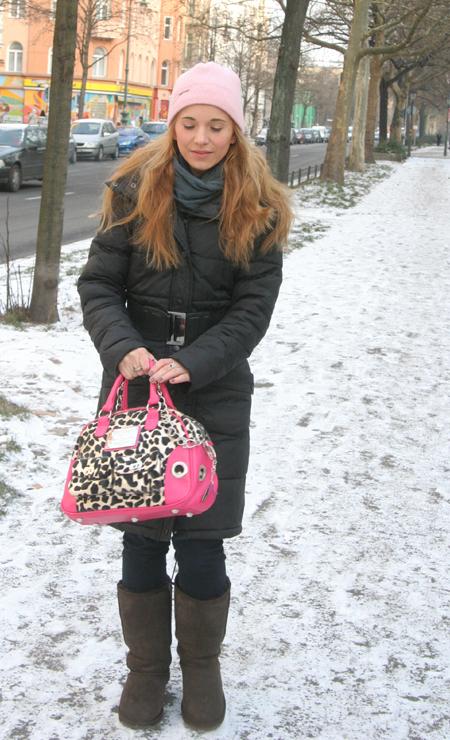Marie im Schnee 3