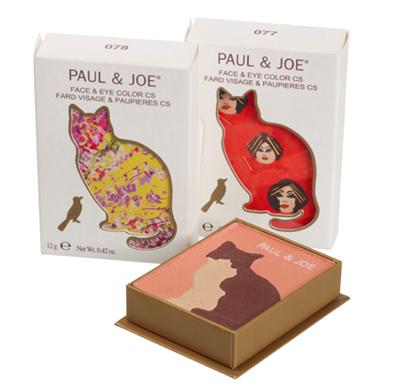 Paul & Joe Frühjahrs Make up Kollektion Kittens 5