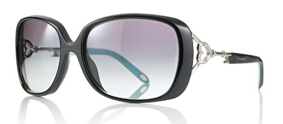 Sonnenbrille von TIFFANY & CO. mit Schlüssel