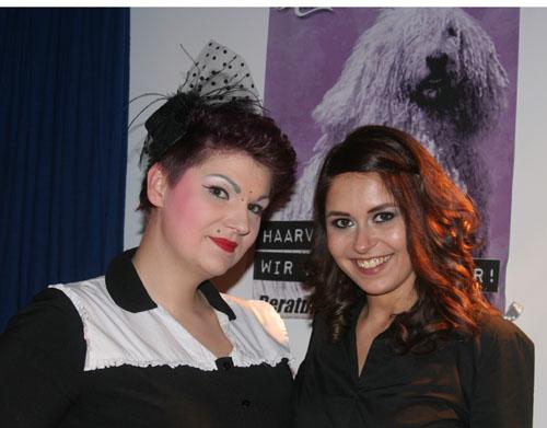 Melissa und Lija von HairColada