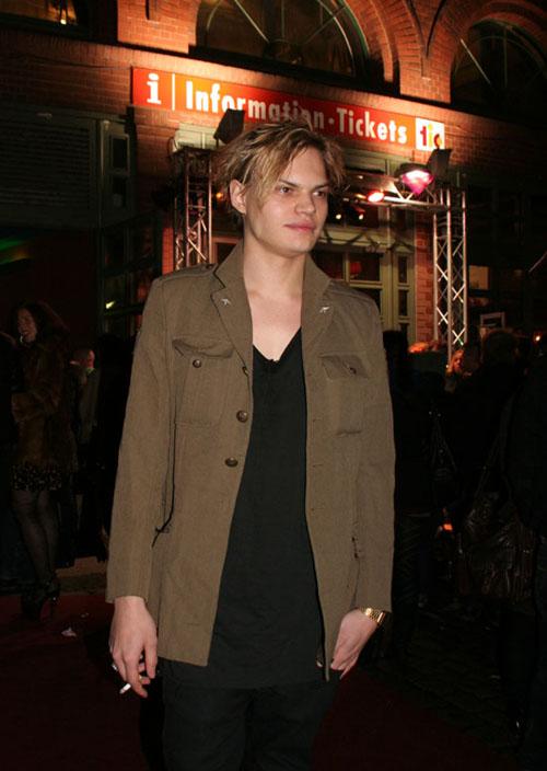 Wilson Gonzales Ochsenknecht bei der Fashion Rock Night 2012