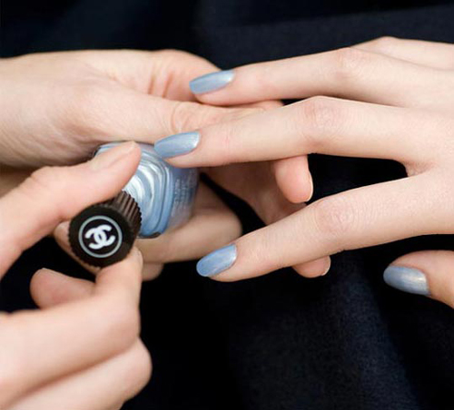 Chanel Sky Line Nagellack aus der Blue Illusion Make-up Kollektion 2012 1